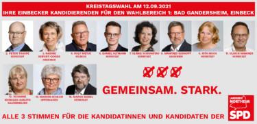 Buehne Kreistag
