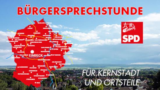 SPD-Bürgersprechstunde