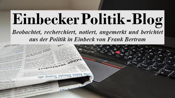 Einbecker Politik Blog