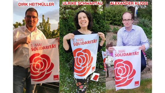 1 Mai Kandidaten