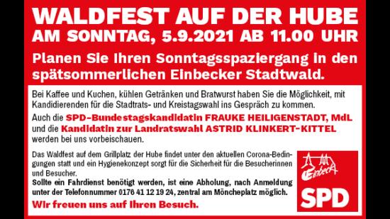 Teaser Waldfest 600x337